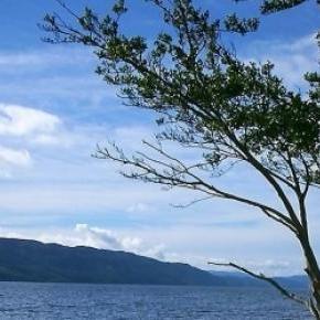 A Loch Ness-i szörny otthona, Loch Ness tava