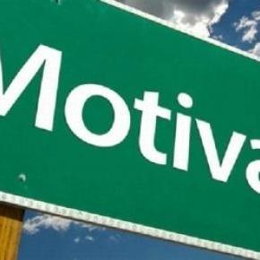 A motiváció mindenki számára elengedhetetlen.