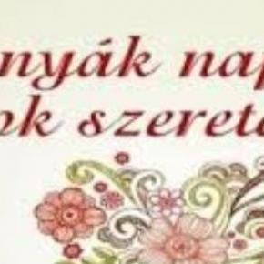 Anyák napjára. Kép forrása: sinosz.hu