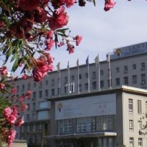 Hospital de Santa Maria, em Lisboa.