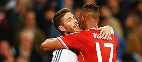 Sergio Ramos és Jerome Boateng