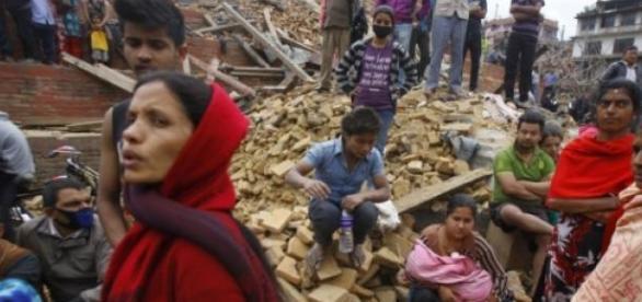 Miles de familias lo perdieron todo (Fuente AP)