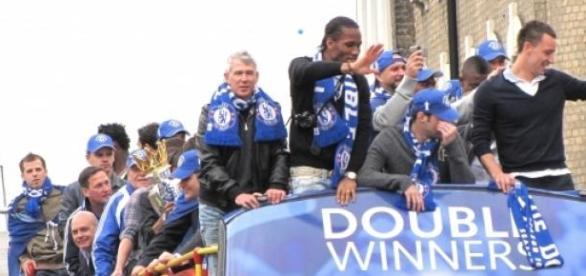 O Chelsea quer festejar, tal como em 2009/10.