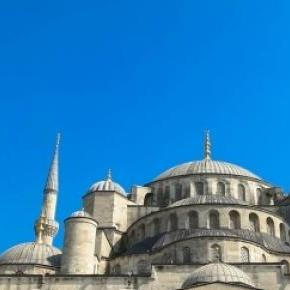Moscheen: Immer öfter auch in Europa zu sehen.