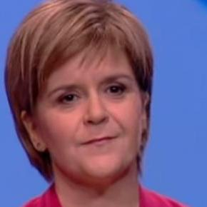 SNP Leader Nicola Sturgeon
