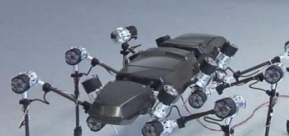 Es una gran investigación de ingeniería robótica