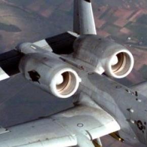 Avioanele A-10 au ajuns in Romania