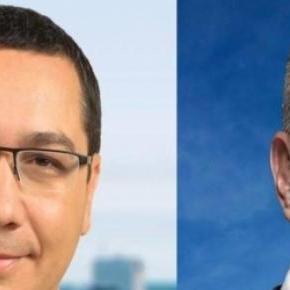 Iohannis si Ponta vor fi cititi pe Facebook?