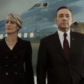 Serienstars Robin Wright & Kevin Spacey / Foto: PR