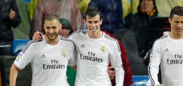 BBC ponownie w akcji. Wielkie zwycięstwo Realu.