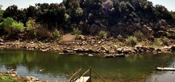 Redução do caudal no rio é preocupante