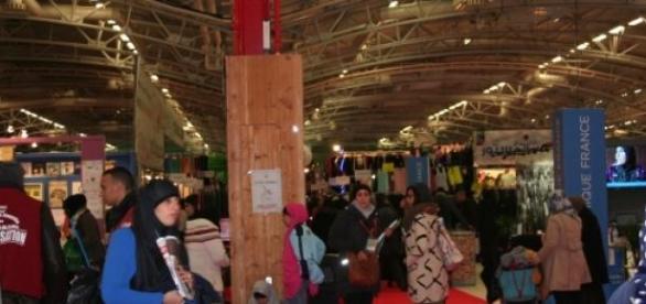 Rencontre annuelle des musulmans au Bourget