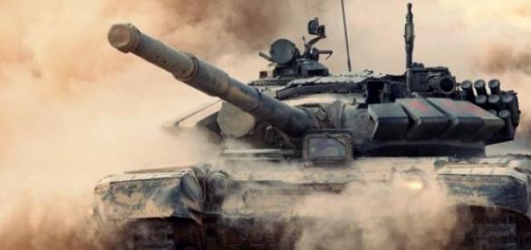 Rusia se pregateste de razboi