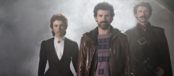 Protagonistas del 'Ministerio del tiempo'