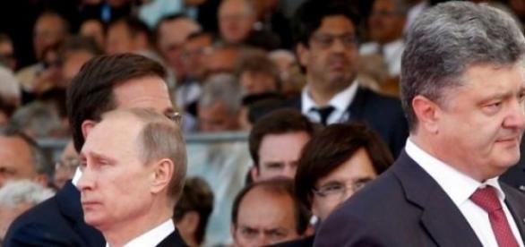 Negocierile Putin-Porosenko incotro?