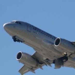 Airbus der German-Wings Fluglinie.