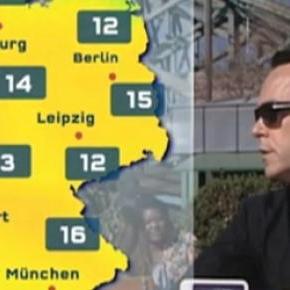 Christian Häckl findet Sonne supergeil! Foto: RTL.