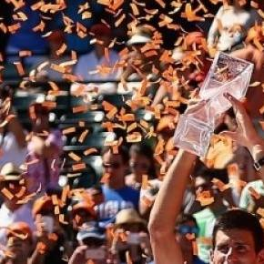 Novak Djokovic won the 51st ATP Tour title
