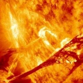 El sol presenta inéditas dinámicas estacionales