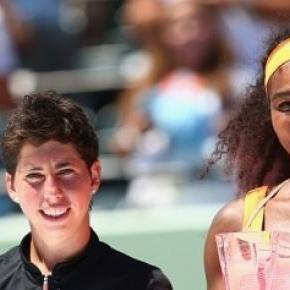 Serena Williams won the Miami Open