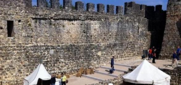 Castelo foi reaberto ao público há um ano