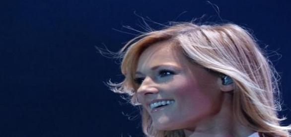 Helene Fischer ist Sängerin und Moderatorin