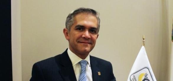 Miguel Ángel Macera, Jefe de Gobierno del DF