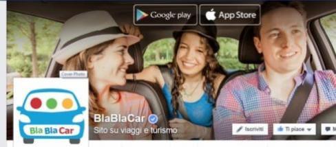 BlaBlaCar per viaggiare lowcost