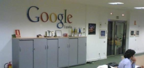 Former offices of the Googleplex in Spain