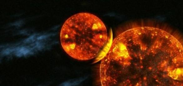 La Tierra chocó con Theia hace millones de años
