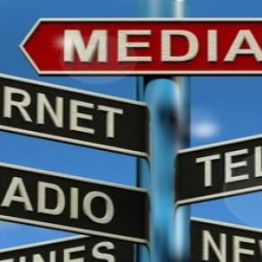 Bármerre is lépünk, médiába botlunk.