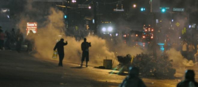 Baltimore unrest raises discrimination questions.