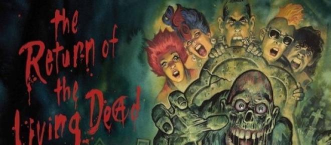 Punks vs zombies un una película inigualable