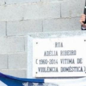 Adélia Ribeiro deu nome a rua em São Mamede d´Este