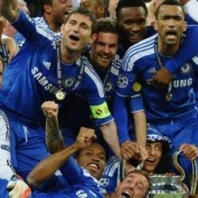 Chelsea's first Premier League title since 2010