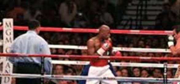 Floyd Mayweather Junior vs Juan Manuel Márquez