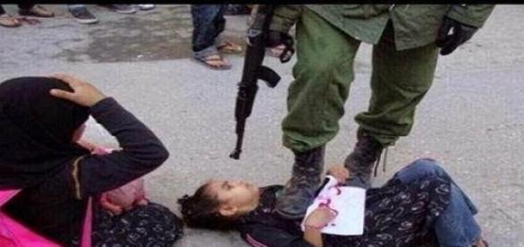 Gyermekek elleni brutalitás