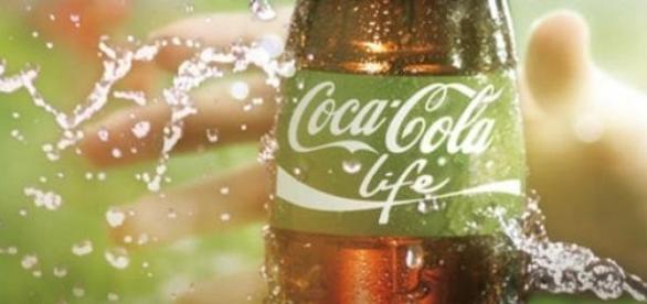 Werbebild der neuen Brause, Foto: PR Coca Cola