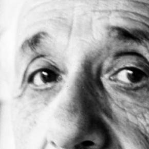 Albert Einstein, a zseni fizikus.