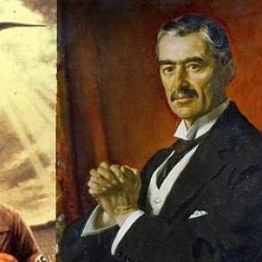 Hitler, Chamberlain, Śmigły-Rydz