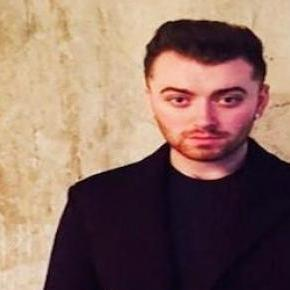 Sam Smith had to cancel his tour.