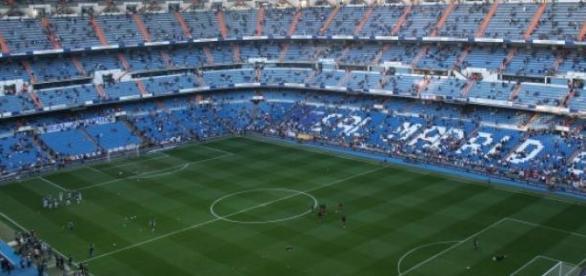 As emoções da Liga dos Campeões hoje no Bernabéu