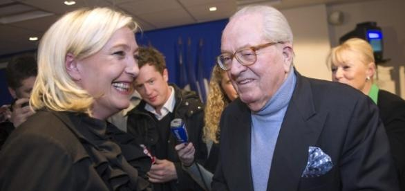 Jean-Marie et marine le Pen - opinion