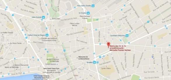 Le Centre culturel serait sur le site de la mairie