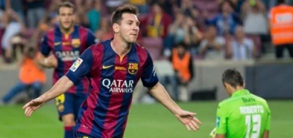 Messi vive o melhor momento da sua carreira