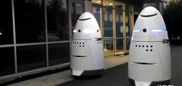 Most így néz ki az amerikai robotzsaru