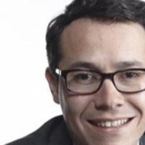 Fernando Zárate. Foto de Twitter.