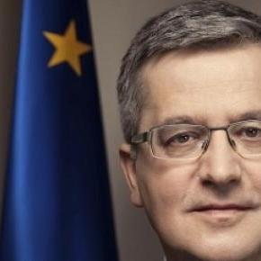 Bronisław Komorowski odrzuca propozycję Kukiza