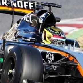 Gyengül a Force India, de még visszatérhetnek.
