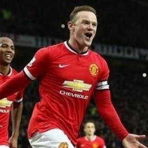 Rooney még mindig a MU vezére.